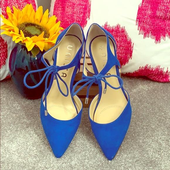 Beautiful Royal Blue Heels   Poshmark